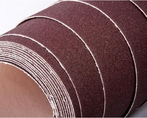 Шкурка шлифовальная на тканевой основе рулон М28 (P800) 0,075х5 метров 14А водостойкая